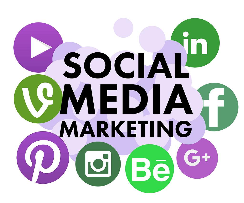 what is social media advertising