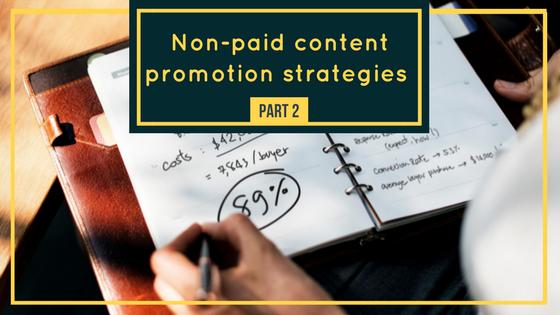 non-paid-content-promotion