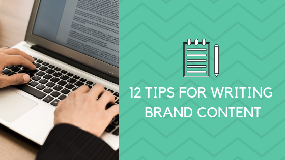 Writing Brand Content for Social Media
