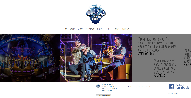 Atlantic Horns | Musicians