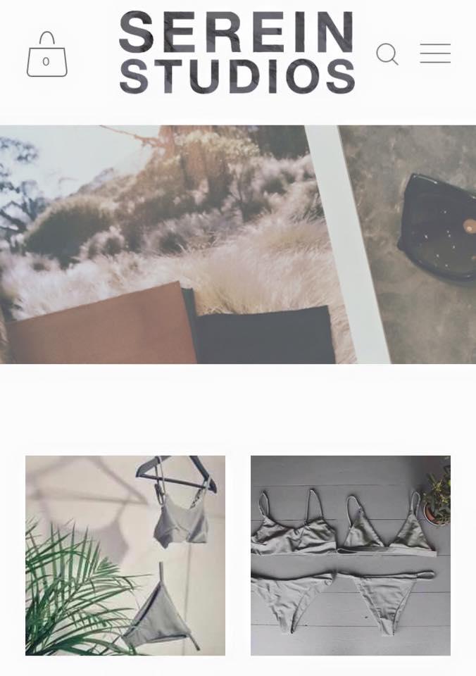 Serein Studios | Online Bikini Store