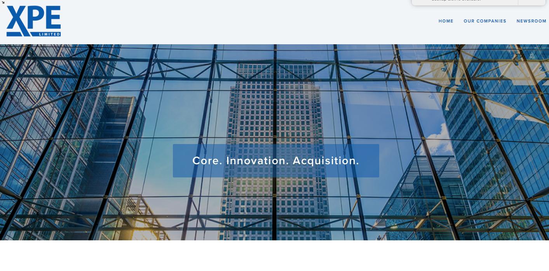 XPE Ltd | Group of Companies