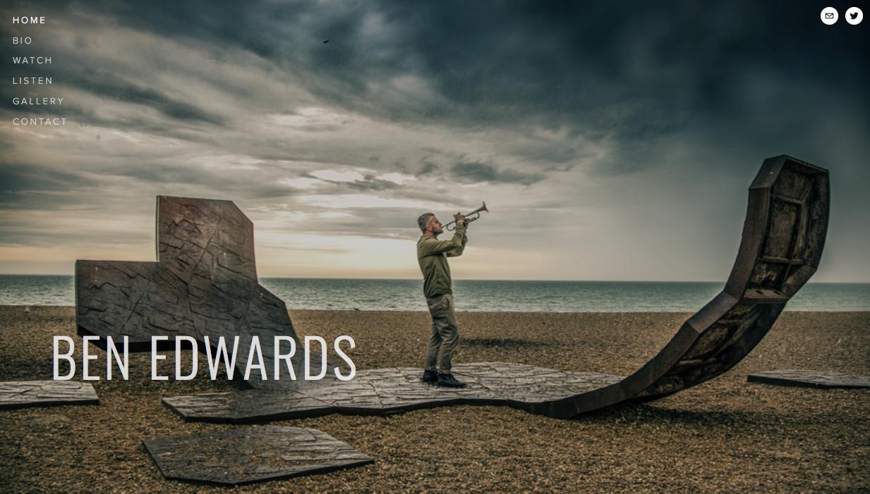 Ben Edwards | Trumpet Player