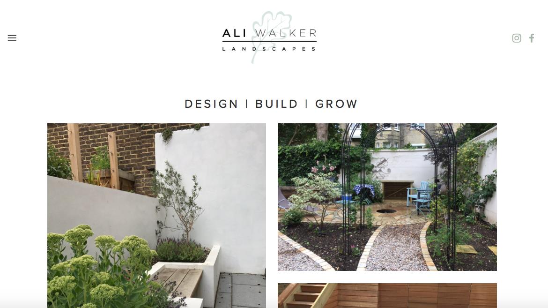 Ali Walker Landscapes