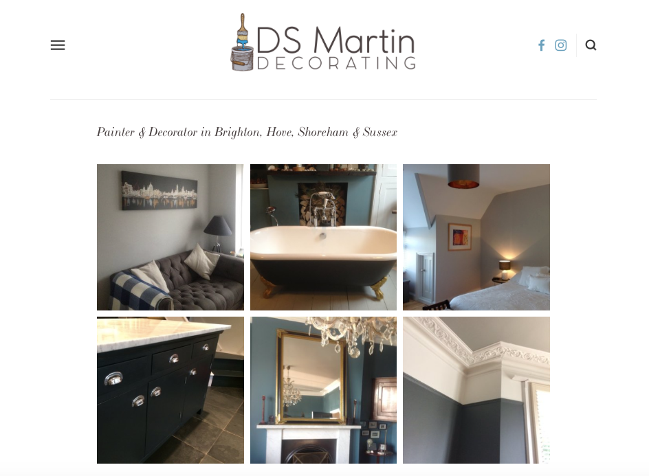 DS Martin Decorating
