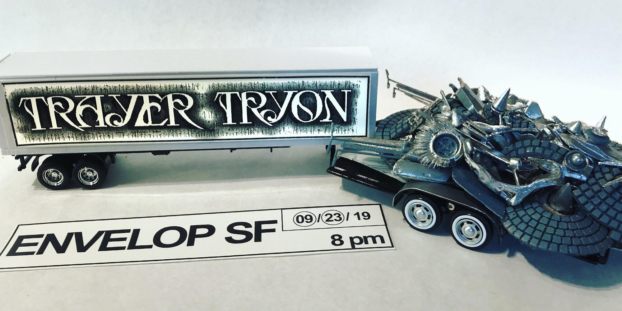 Trayer - Envelop Showcase   Mon September 23, 2019   At Envelop SF