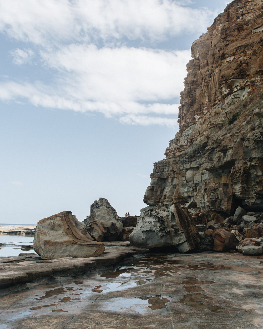 New South Wales - Coogee, Royal National Park, Blue Mountains