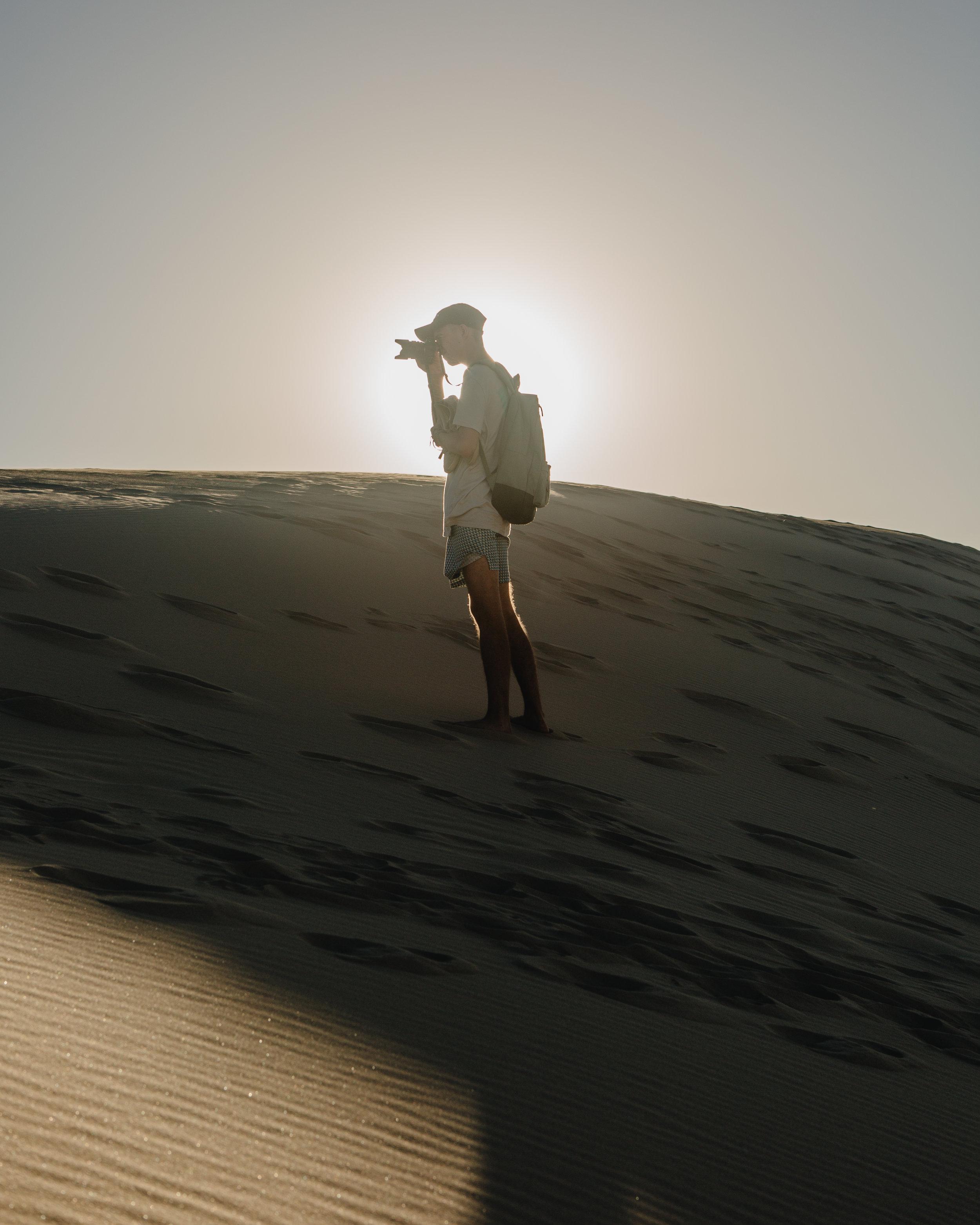 Anna Bay - Sand Dunes
