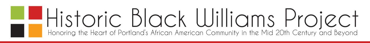 Historic Black Williams Project