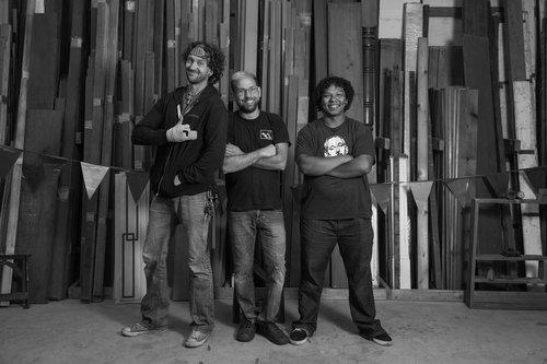 The Rebuilding Center Team.  Photo Source
