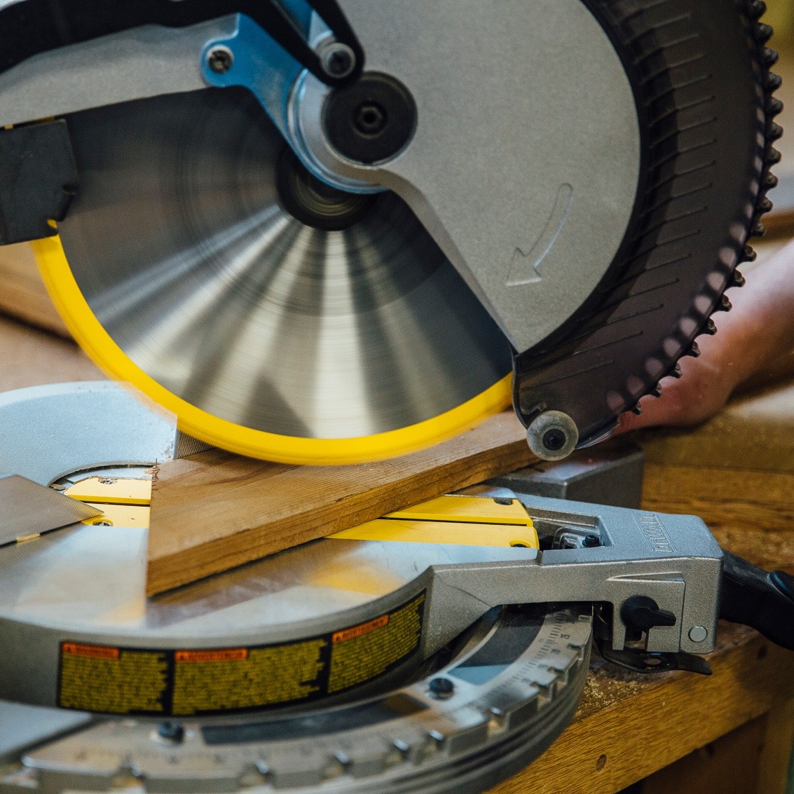 Chopsaw Miter Cut in Action 1-1.jpg