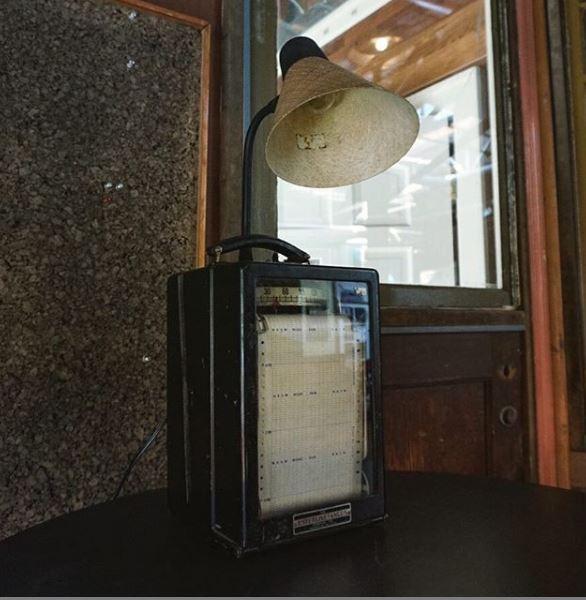 Lamp via Jose