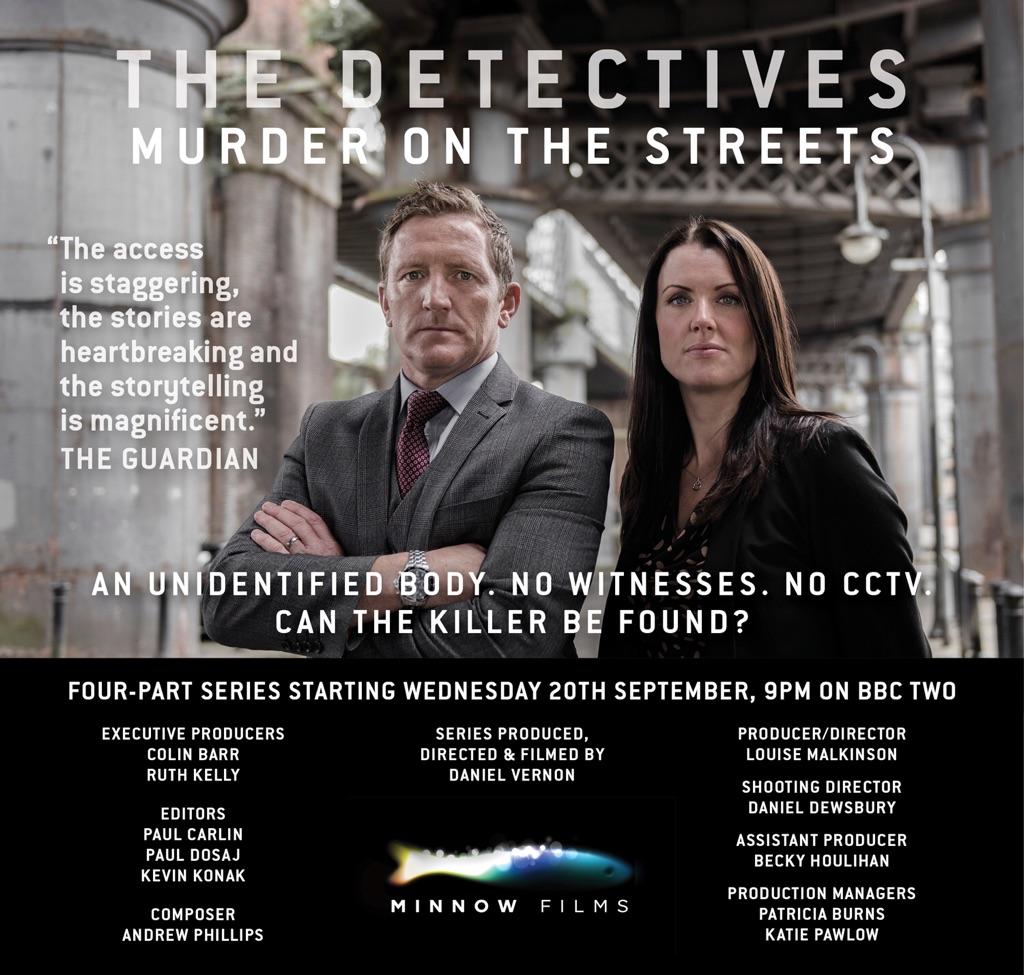 BBC2's The Detectives