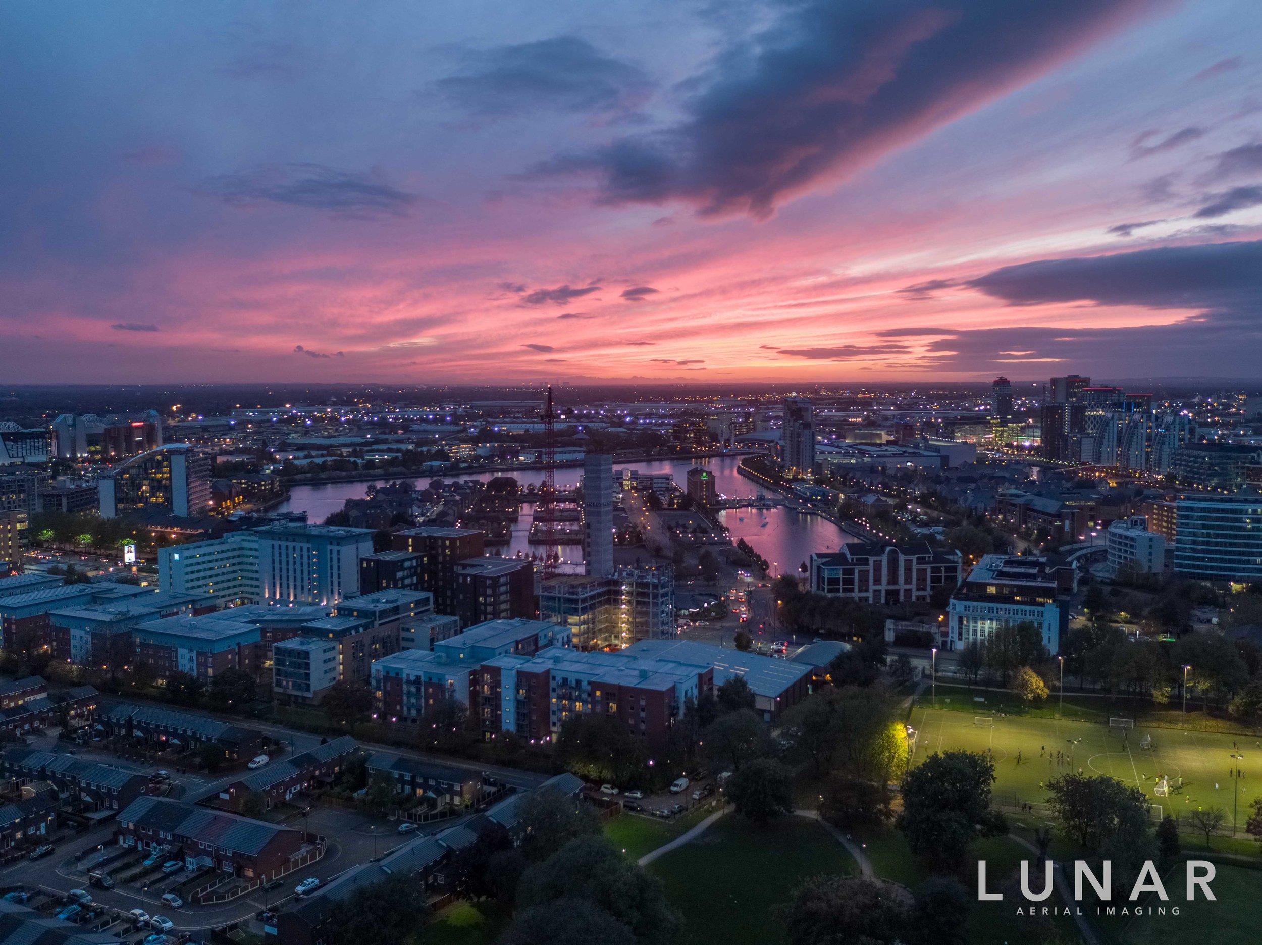 Salford night aerial photography.jpg