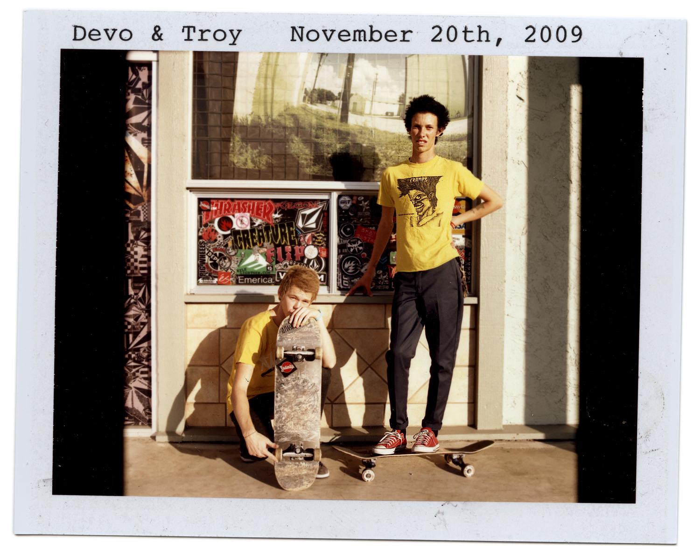 Devo & Troy Elmore