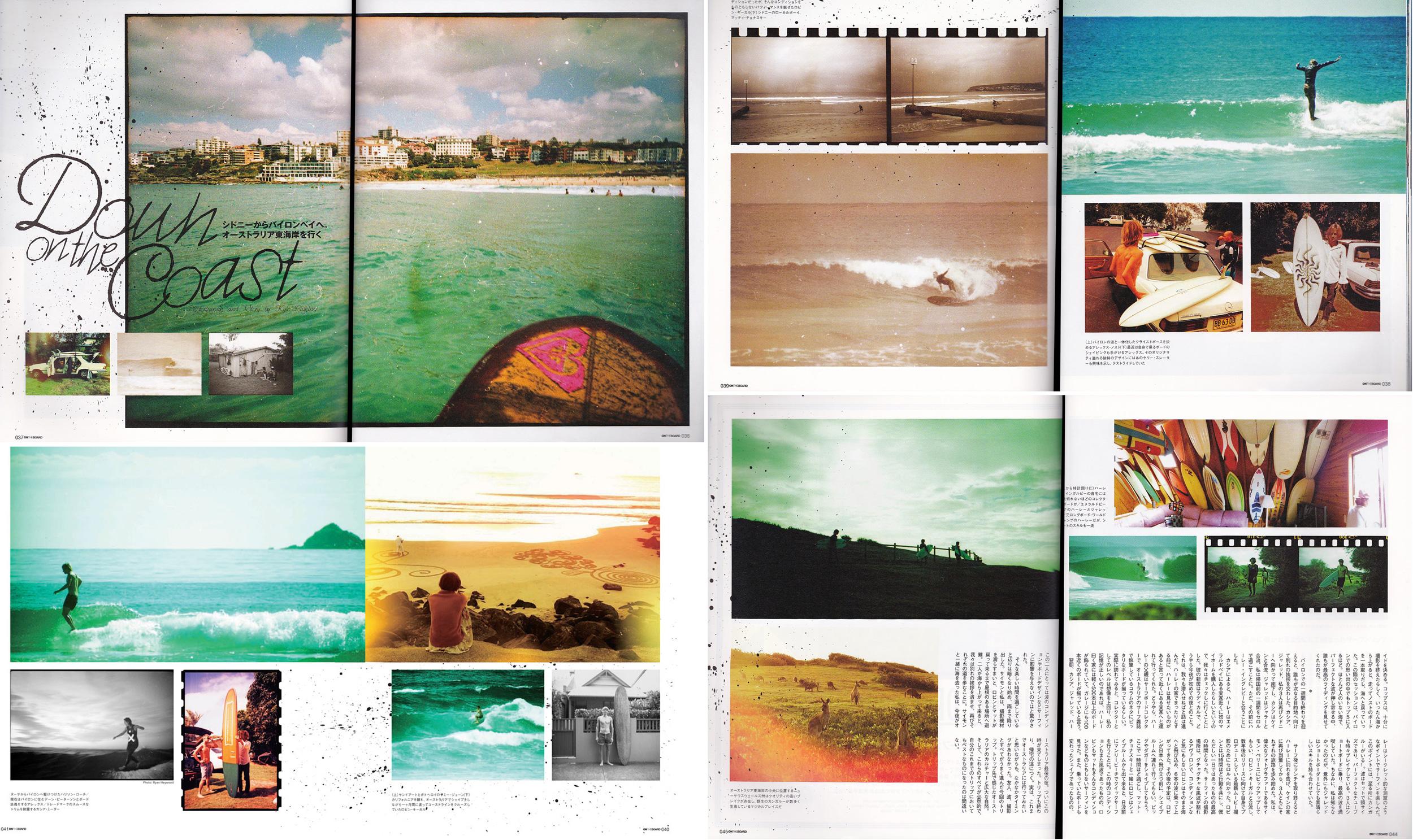 On The Board Magazine (JPN) • Australia.