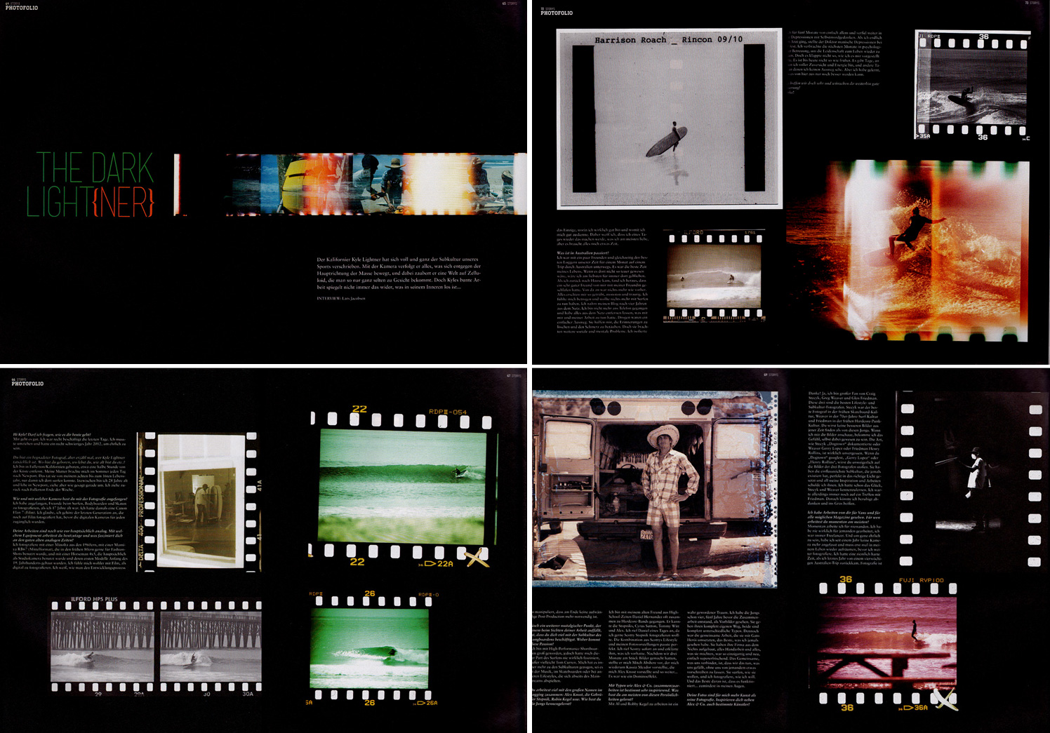 Tide Magazine (GER) • Portfolio.