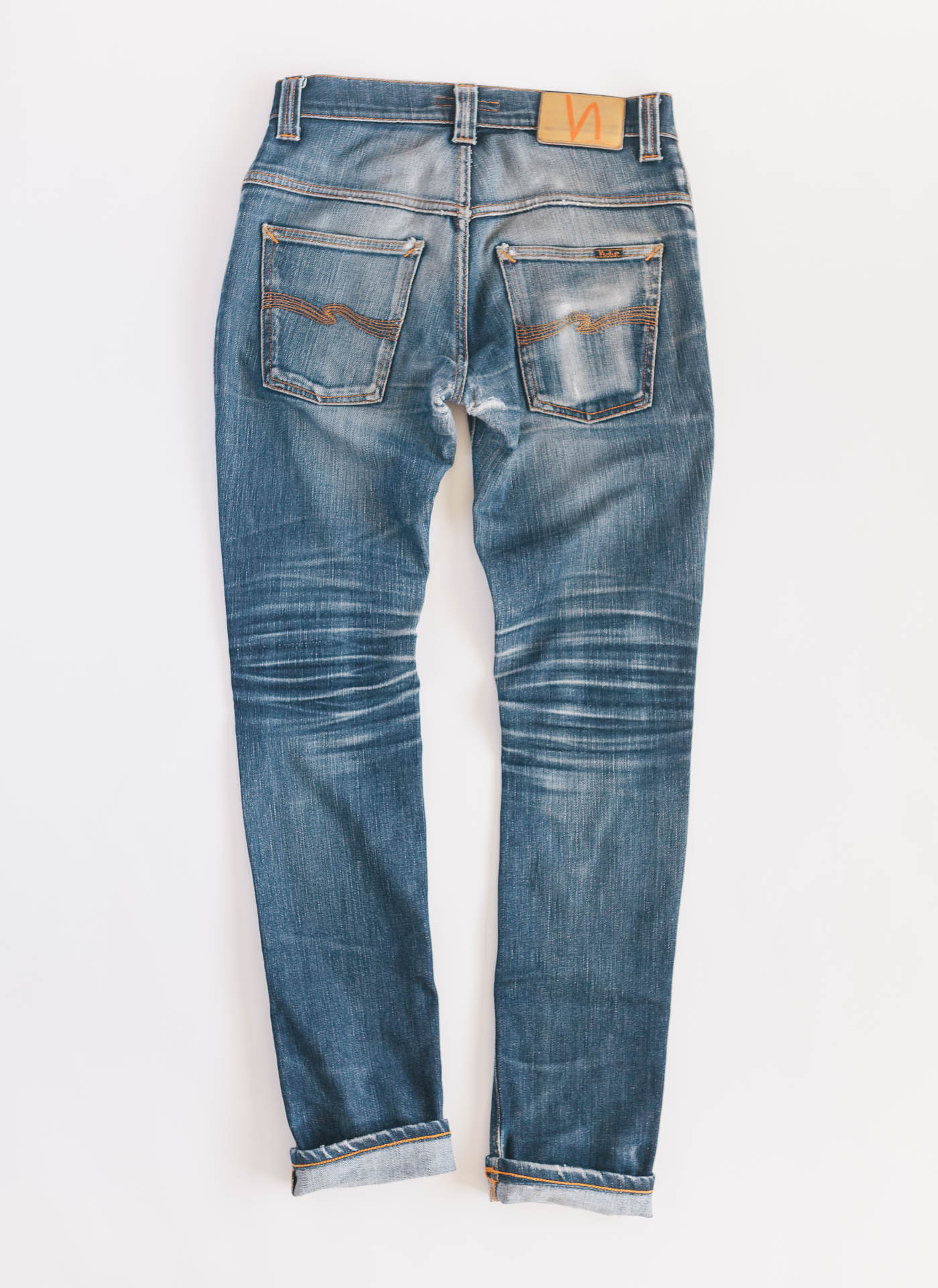 Nudie Jeans Back