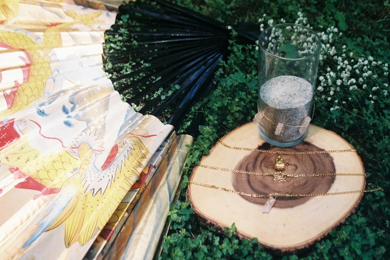 suzi soma chokers // july 2018 - art direction: suzi soma + piera moore // wardrobe: john allen // photographer: piera moore // jewelry: suzi soma