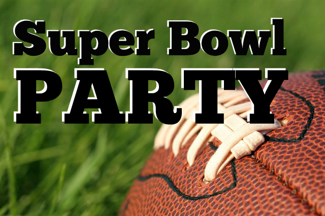 Annual Super Bowl Party