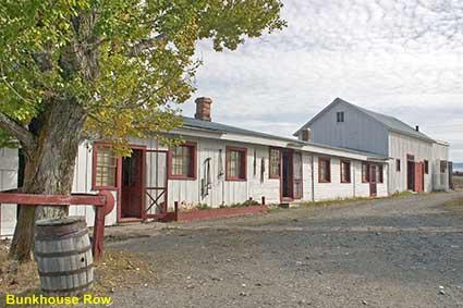 Bunk House Row