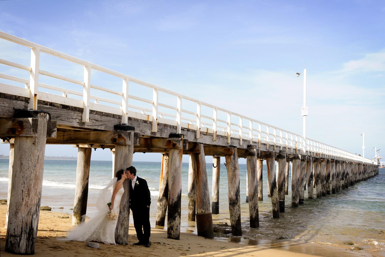 Queenscliffe wedding photographer