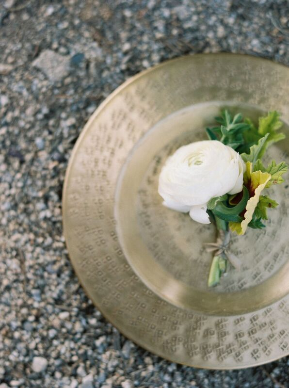 portland wedding flowers - boutonniere