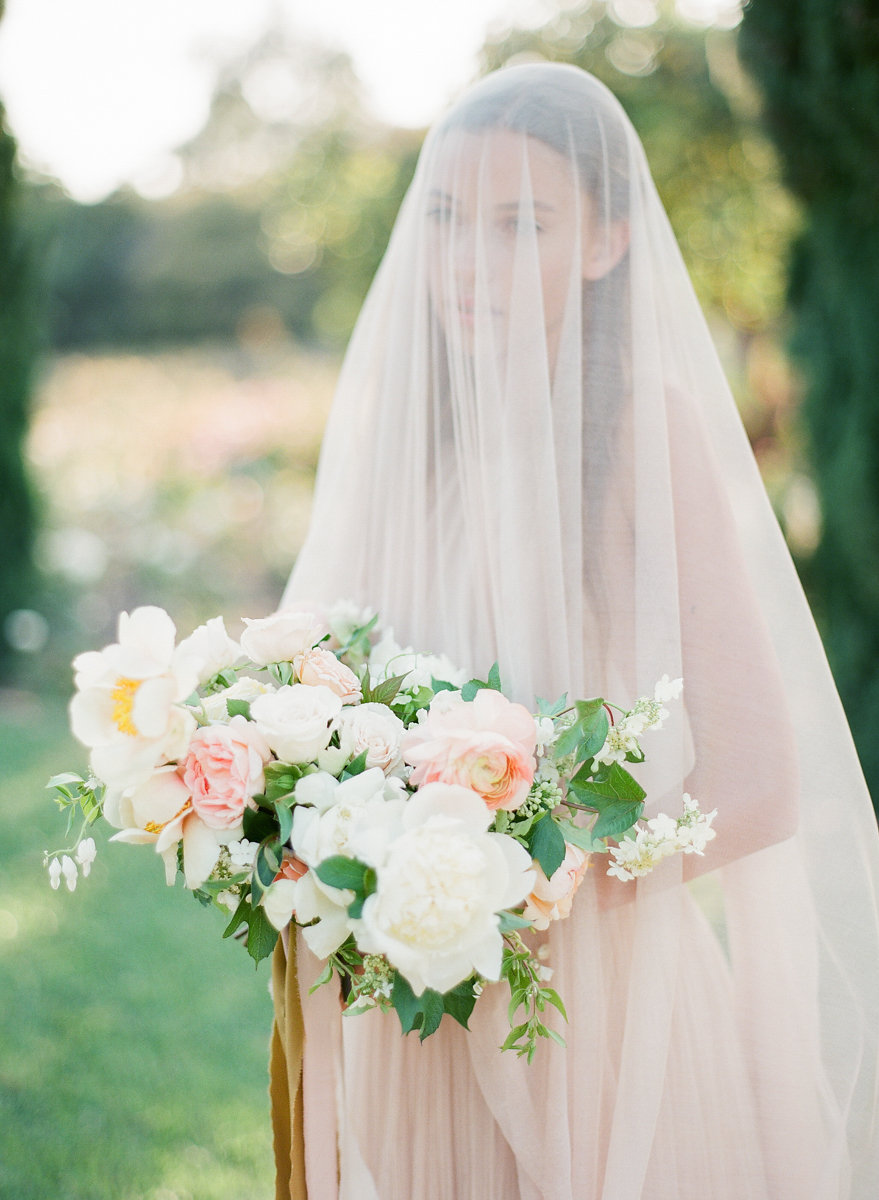 peony bridal bouquet in white and peach.jpg