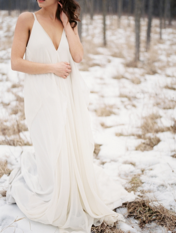 winter wedding inspiration for brides