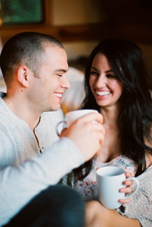 Intimate and romantic oregon coast elopement