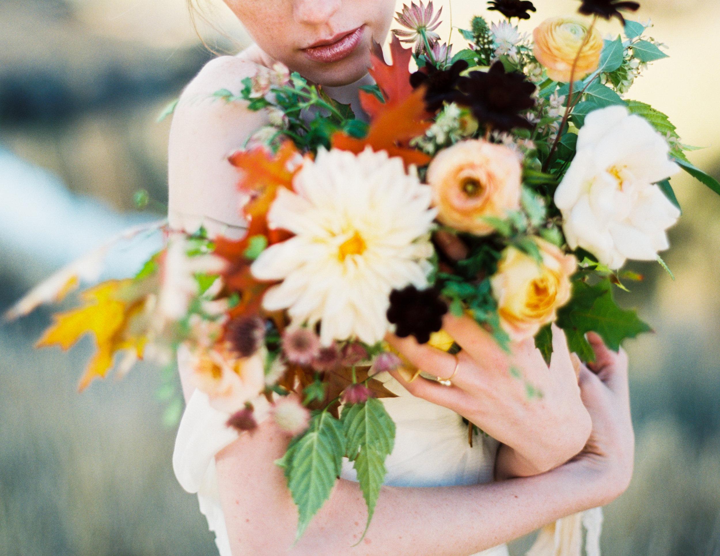 fall wedding bouquet with cafe au lait dahlia.jpg