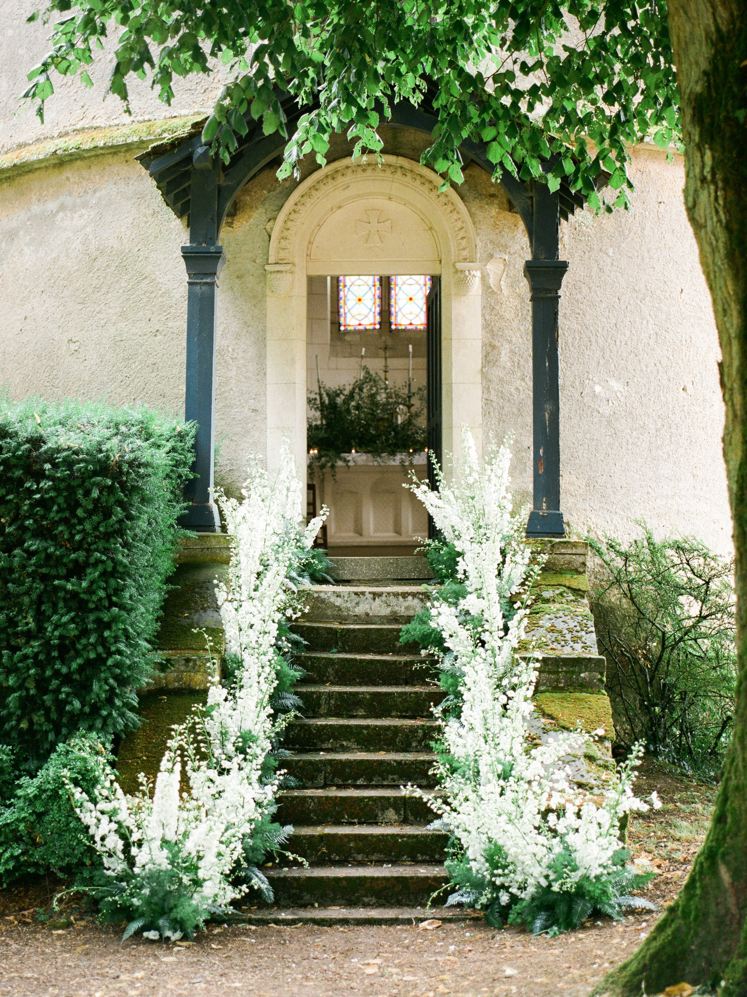 fine art wedding florist, foraged floral, chateau bouthonvilliers wedding in july.jpg
