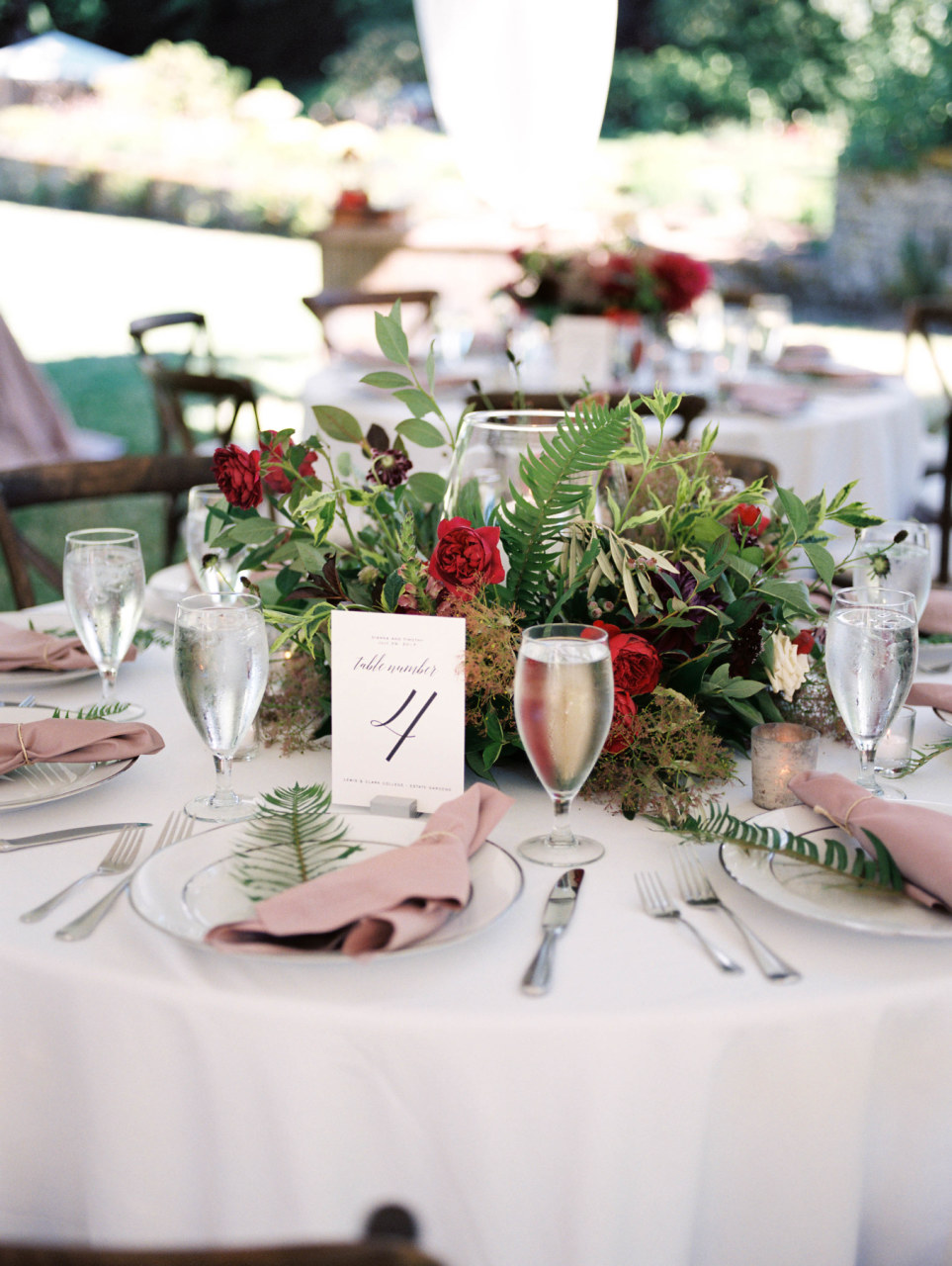 fine-art-wedding-florist-foraged-floral-lewis-and-clark-college-wedding-flower-centerpiece-with-red-flowers.jpg