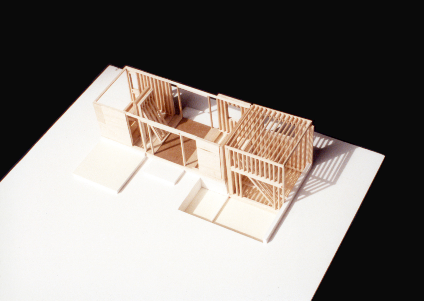 UPenn: Prefab Housing Experiment. Balsa. 1991