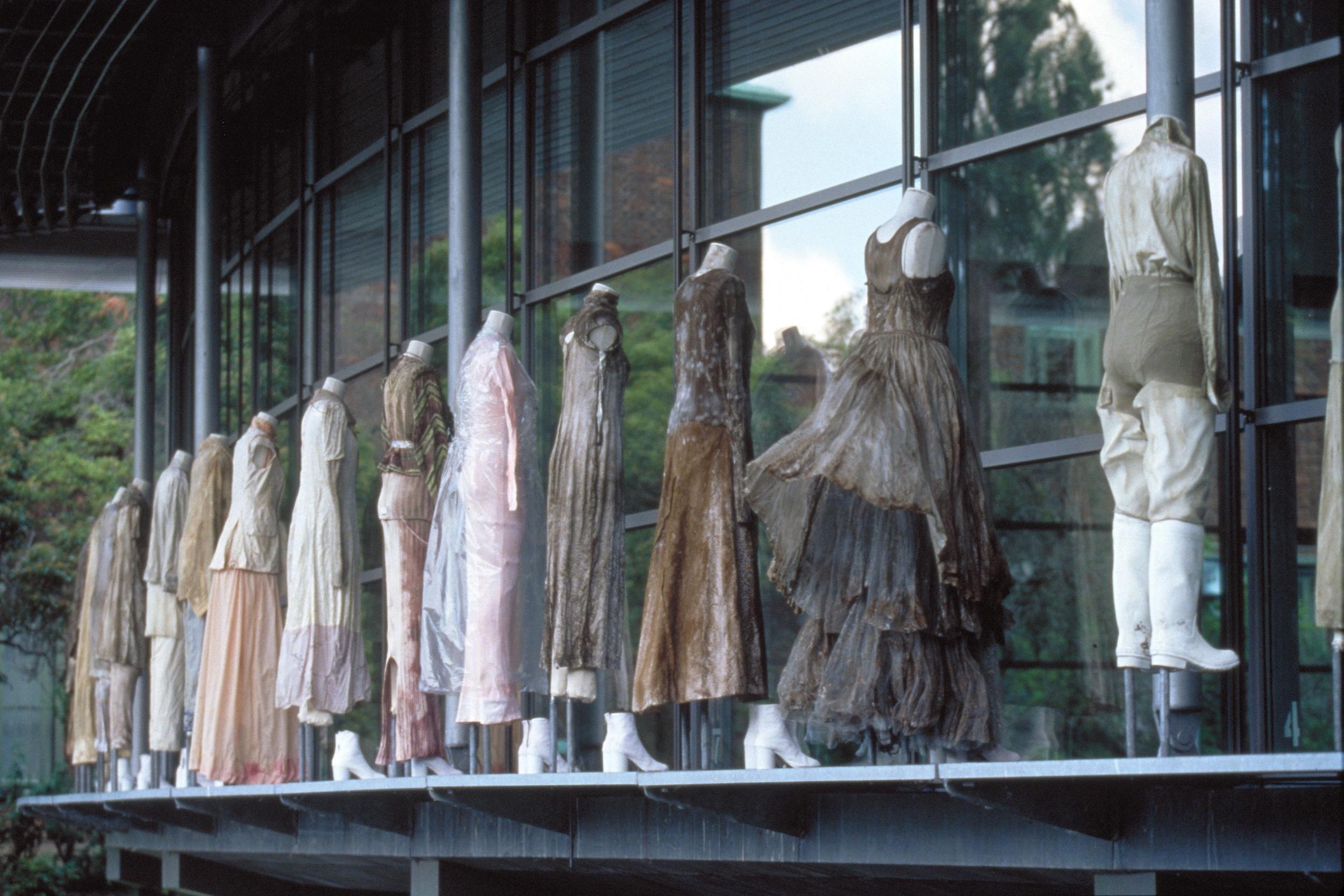 La Maison Martin Margiela: (9/4/1615)   1997-06-12 to 1997-08-17    Museum Boijmans Van Beuningen, Rotterdam