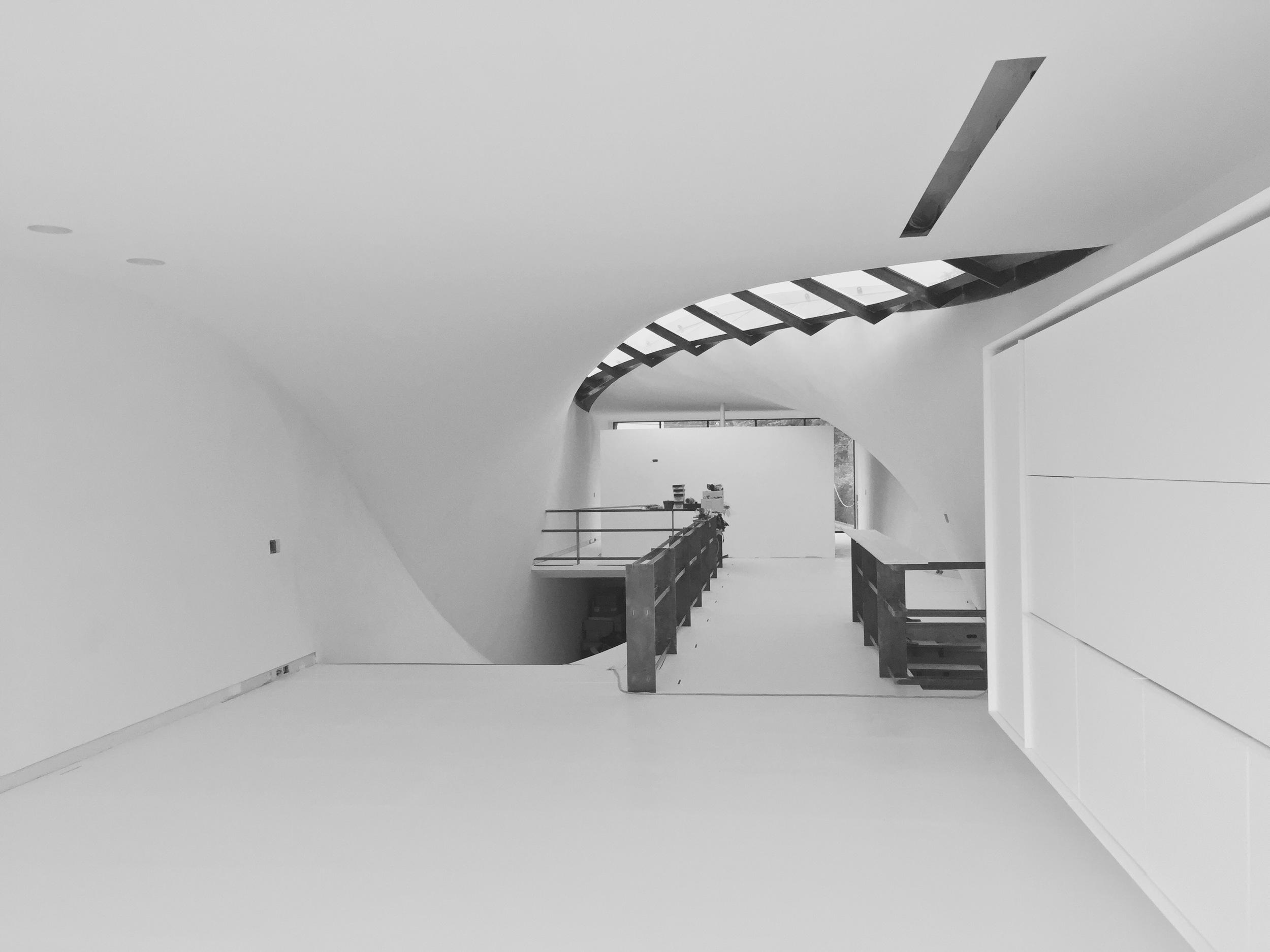 Interior, J-House