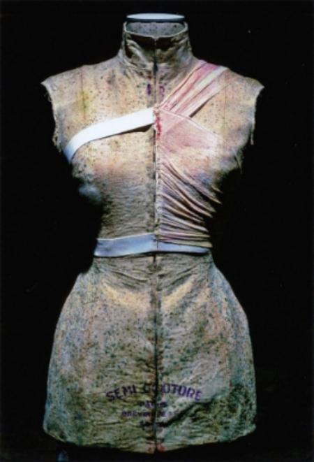 Garment with mold culture               Studio Martin Margiela, 1997