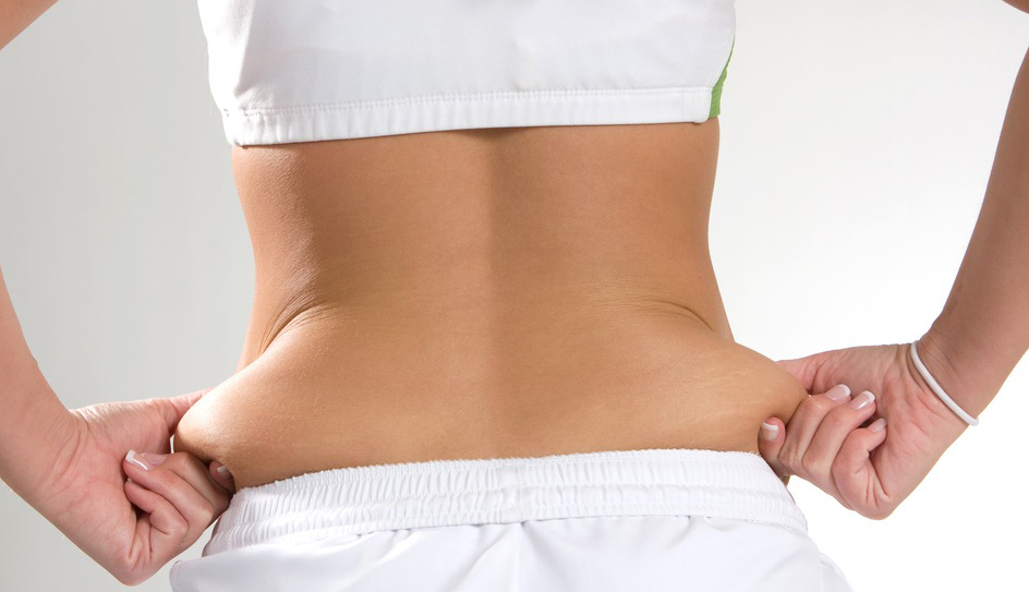 Fat removal example