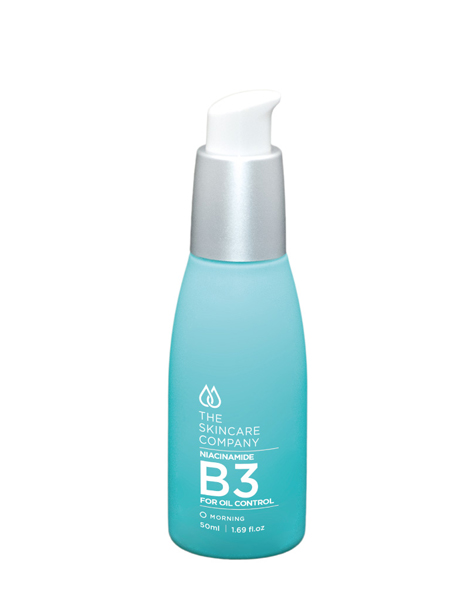 The Skincare Company's B3 for oil control