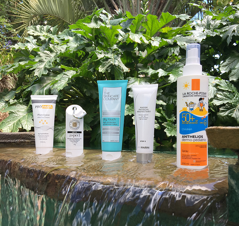 Ready to dip your toes in?  - but don't know which SPF is right for you?