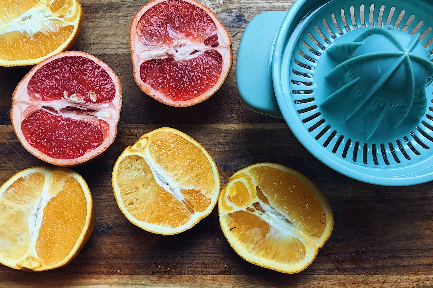 CITRUS FRUITS - are a juicy source of vitamin C.