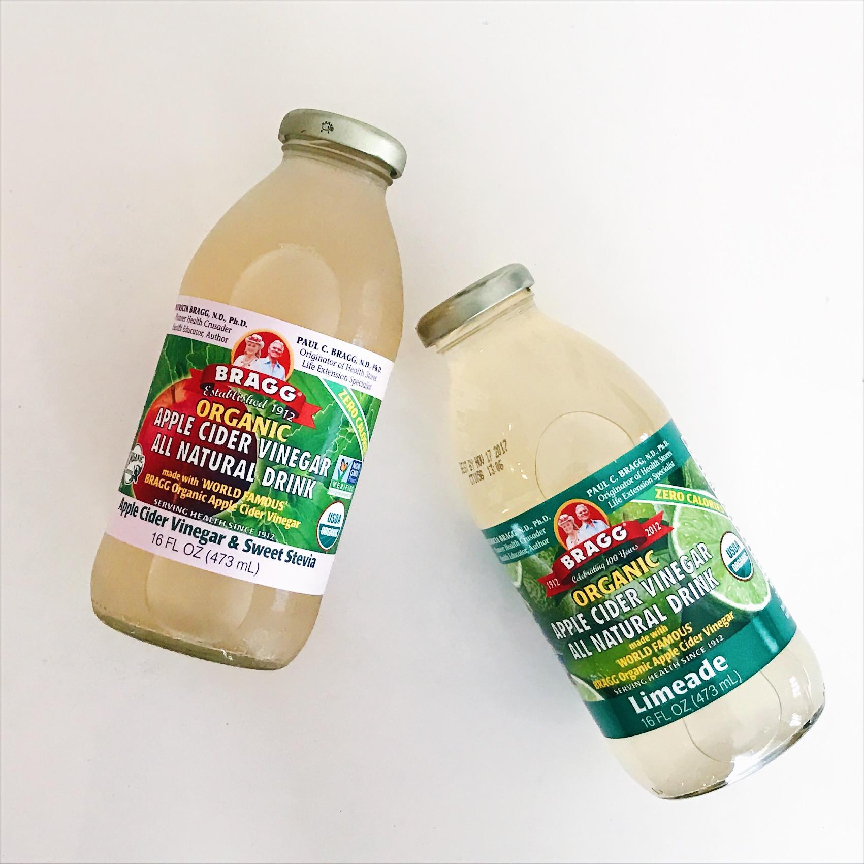 BRAGGS   ORGANIC APPLE CIDER VINEGAR DRINK