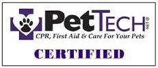 Pet Tech Certified CPR First Aid