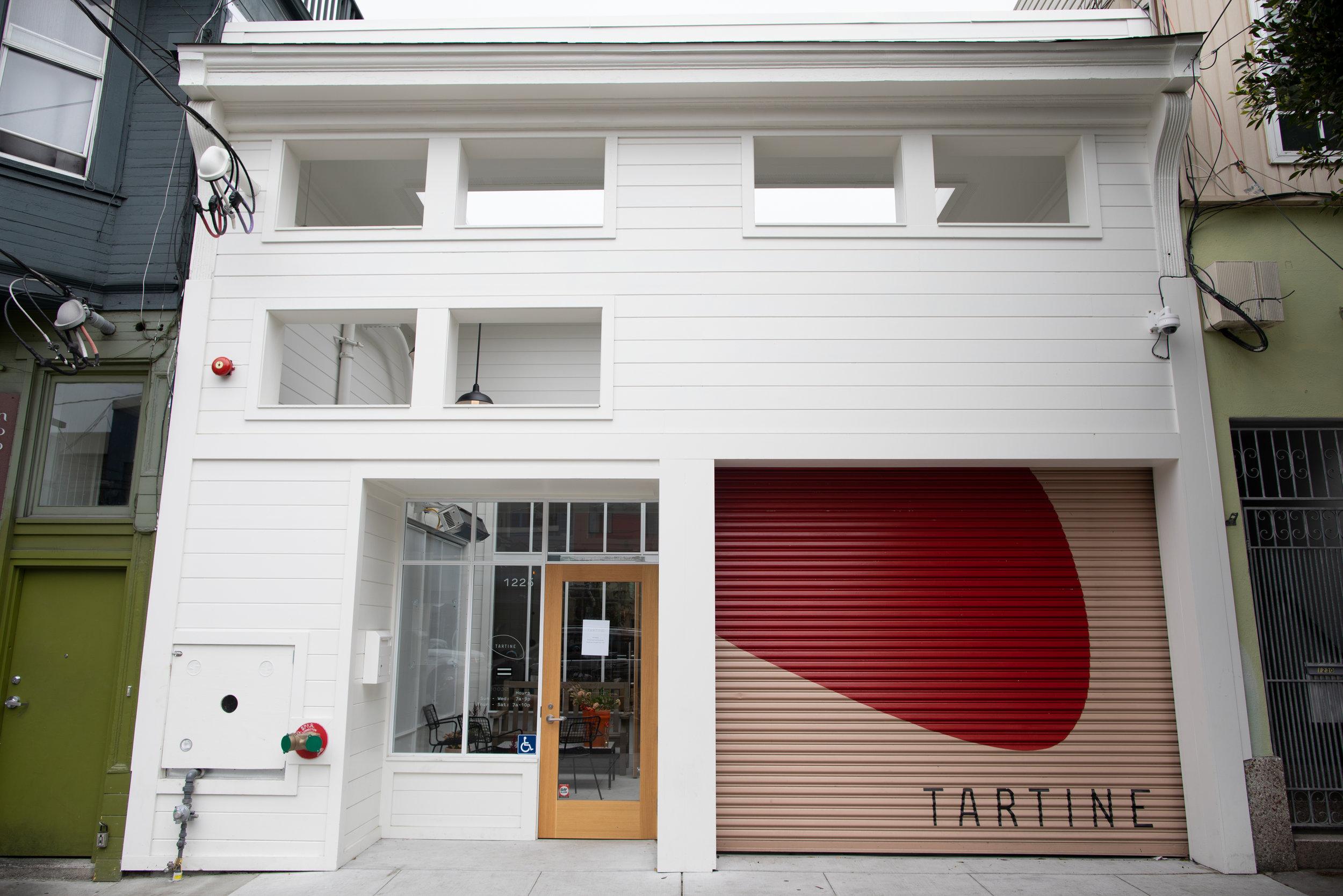 Tartine Inner Sunset -