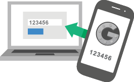 Google Two Step Authentication