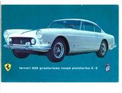 Ferrari  1960   The original brochure for the Series I 250 GT Coupe Pininfarina 2+2