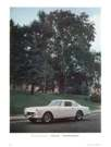 Unknown Magazine (France) 1960  A Ferrari/Pininfarina ad for the GTE.