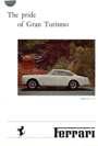Automobile Year 1961   A beautiful Ferrari ad showcasing the GTE prototype