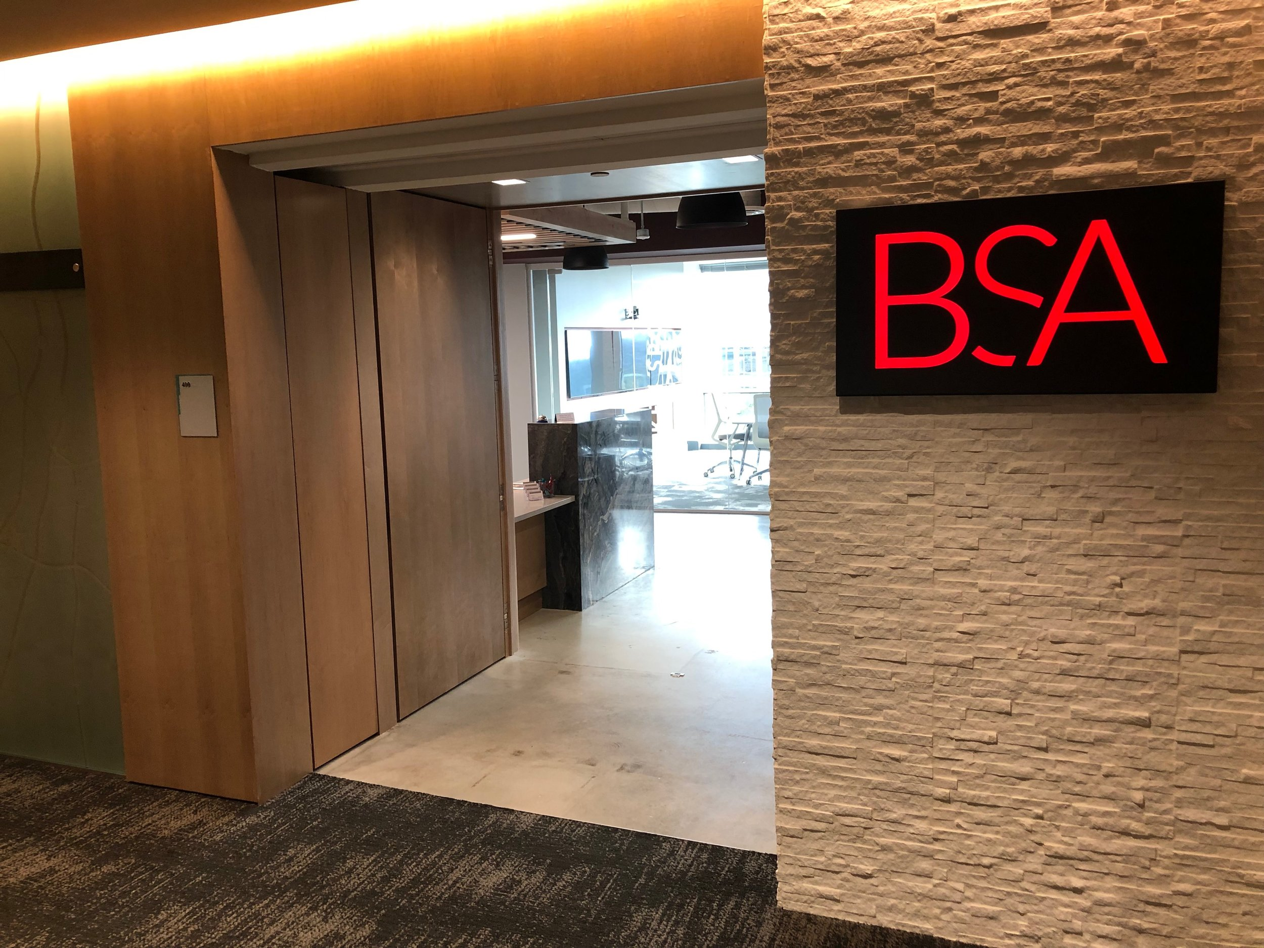 BSA - Austin Office