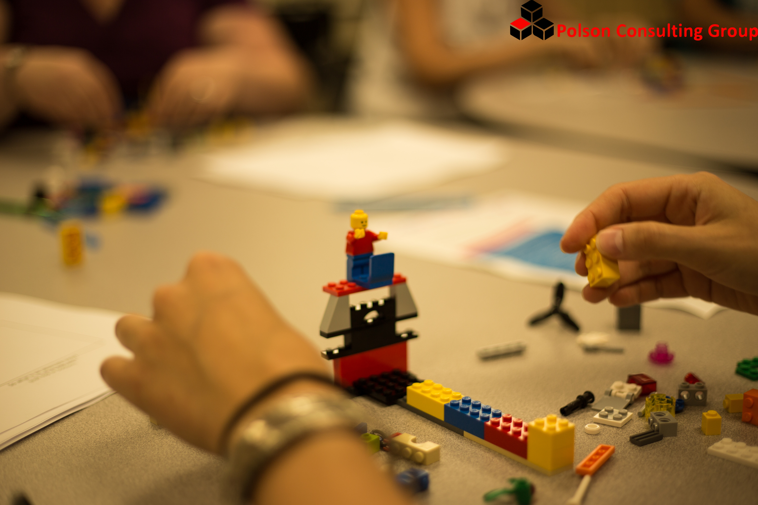 When to use LEGO® SERIOUS PLAY®